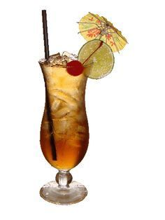 Long Island Iced Tea, My Fav Drink.    1 part Smirnoff® vodka  1 part tequila  1 part rum  1 part gin  1 part triple sec  1 1/2 parts sweet and sour mix  1 splash Coca-Cola