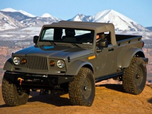 71 best Kaiser Jeep M715 images on Pinterest   Jeep, Jeeps and Off