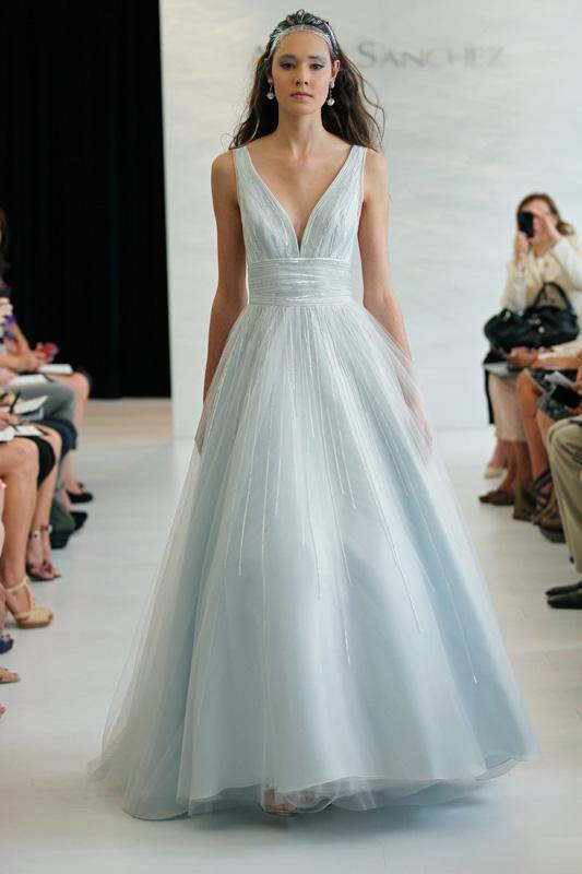 11 best Angel Sanchez Wedding dress images on Pinterest   Short ...