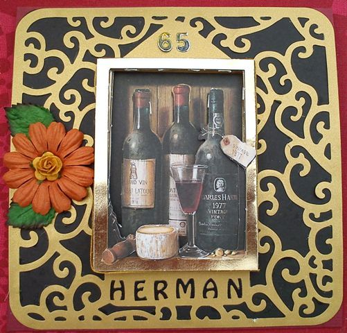 To Hermann 65th birthady www.facebook.com/PysseloPynt Marie-AnneS