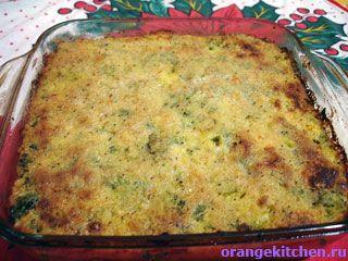 Вегетарианская запеканка с брокколи: Фото 6