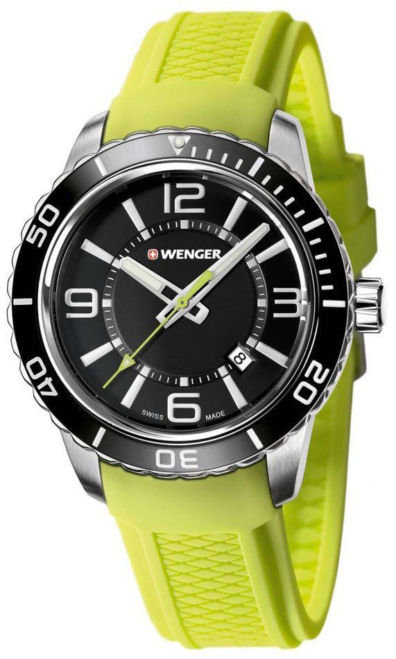 Wenger Watch Roadster #add-content #bezel-unidirectional #bracelet-strap-rubber #brand-wenger #case-depth-12mm #case-material-steel #case-width-45mm #classic #date-yes #delivery-timescale-4-7-days #dial-colour-black #gender-mens #movement-quartz-battery #official-stockist-for-wenger-watches #packaging-wenger-watch-packaging #style-dress #subcat-roadster #supplier-model-no-01-0851-115 #warranty-wenger-official-3-year-guarantee #water-resistant-100m