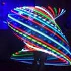 LED hooping #hooping
