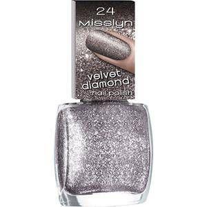 Misslyn Nails Nail polish Velvet Diamond Nail Polish No. 73 Oriental Emerald 10 …