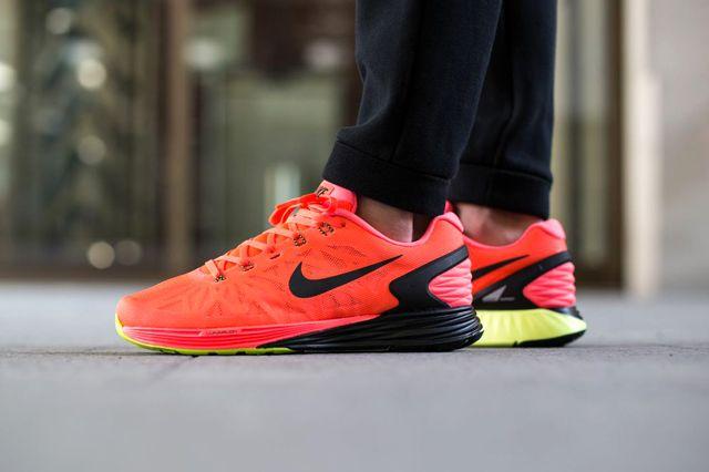 110995923da3b NIKE LUNARGLIDE 6 (HOT LAVA) - Sneaker Freaker