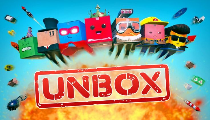 """Não é só um """"simulador de caixa de papelão"""": Unbox Newbie's Adventure é um jogo de plataforma simpático e divertido nos moldes de Banjo-Kazooie e Yooka-Laylee, e está chegando est…"""