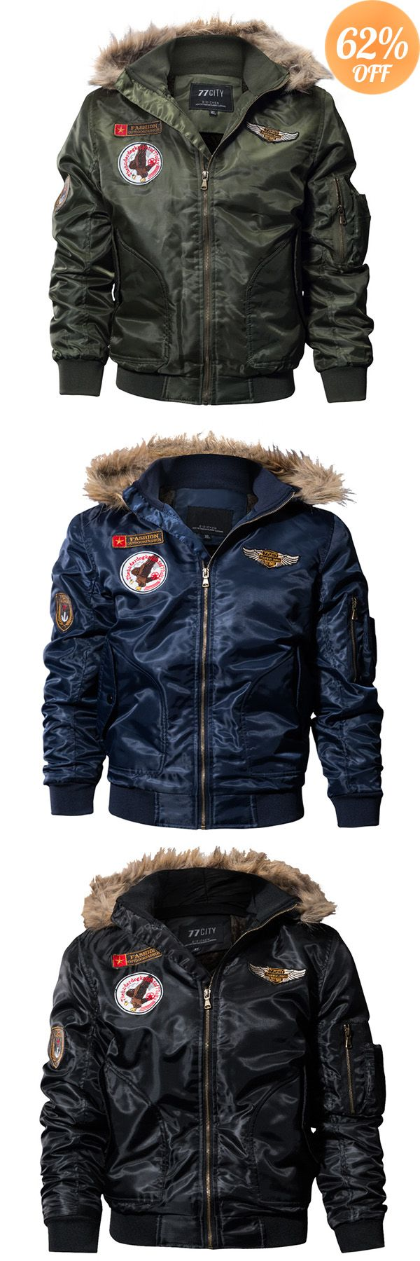 The Most Wanted Bomber Jackets This Winter. Special Discount Now. Repin if you like it.