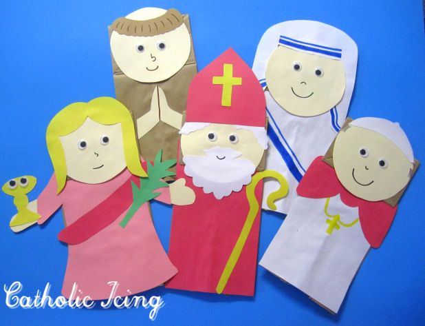 All Saints' Day party ideas- Crafts, food, costumes, and more! :-)