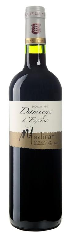 """MyGoodWines - Madiran """"Domaine Damiens L'Eglise"""" - Vin du Sud-Ouest"""
