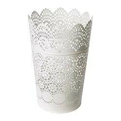 IKEA SKURAR block candle holder £5