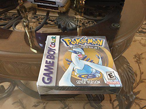 Pokemon, Silver Version Nintendo