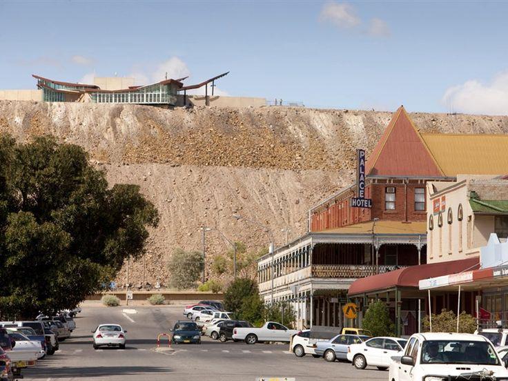 Palace Hotel - Broken Hill NSW Australia