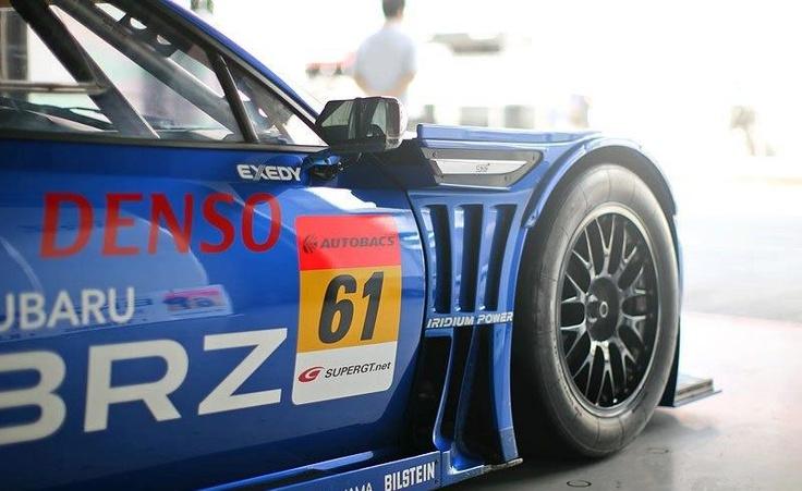 #Subaru GT BRZ