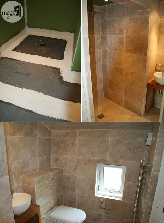 93 best images about wet room ideas and how to on for Wet wall bathroom design