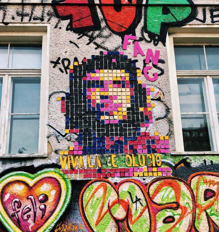 #art #streetart #berlin #travel #colors #beauty #culture #