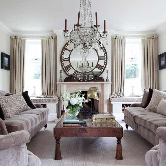 neutral formal living room design idea chandelier formal living rooms 10 of the - Formal Living Room Design Ideas