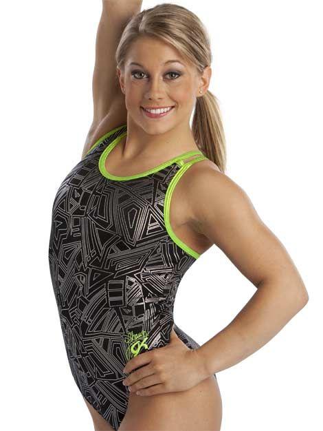 2012 Spring Essentials - Shawn Johnson Gymnastics Leotard Collection - GK.  Choice of Champions. | GK Elite