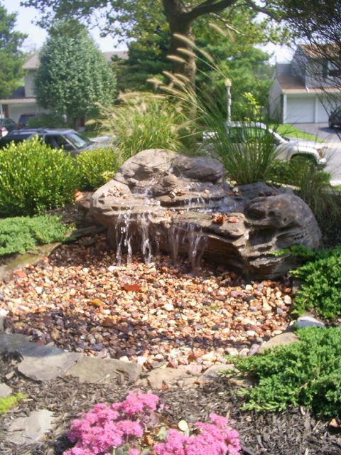 1000 Ideas About Waterfall Fountain On Pinterest Water Fountains Wall Fountains And Outdoor