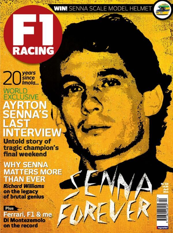 Ayrton Senna :20 Years Since Imora