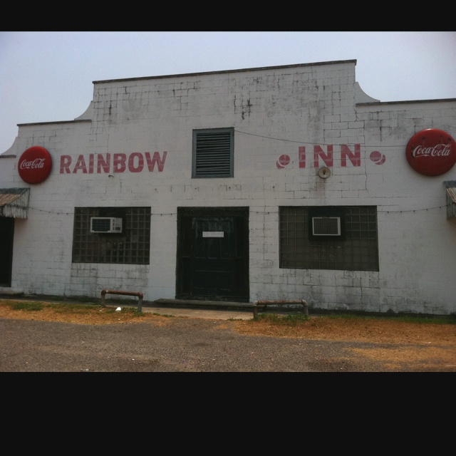 The Rainbow Inn, where Troy and Liz hang out on Swamp People and where my  parents had some sort of pre-wedding function. They assured me it was much  nicer ...