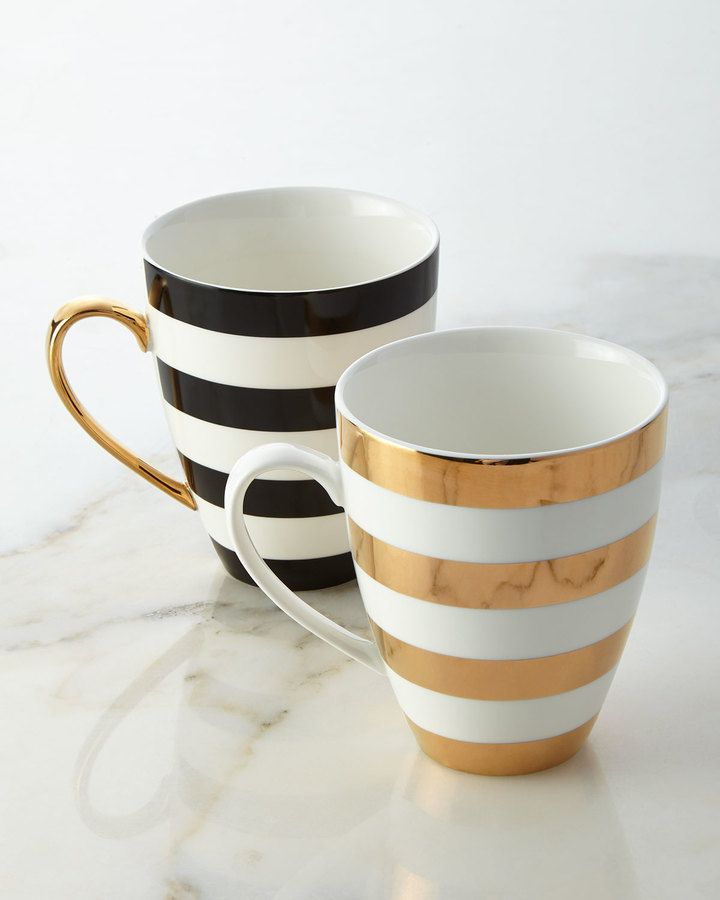 Trending On ShopStyle - Aurora Stripe Mug