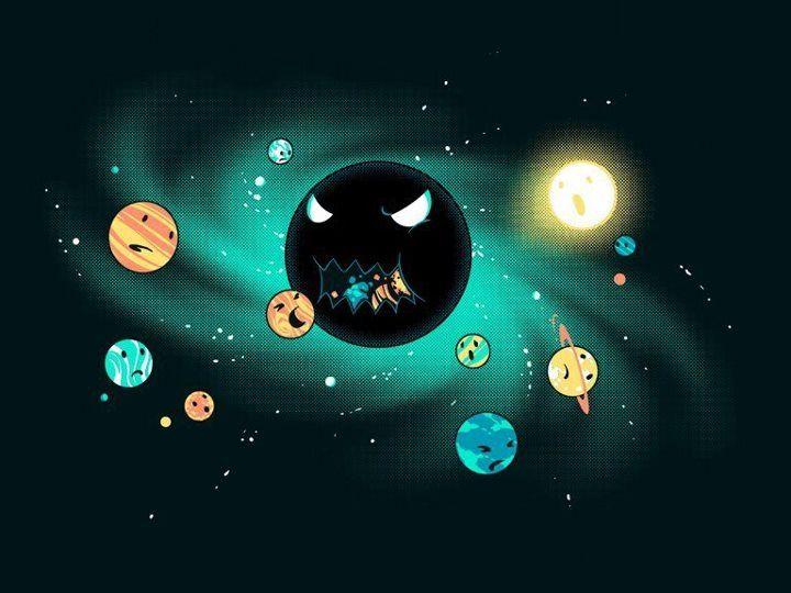 Black hole sun | Cartoons, Funny Pictures, Screenshots ...