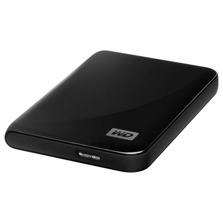 This WD My Passport 256GB external hard drive was used to make sure all of my work was backed up, in case my computer ever crashed or any files corrupted. I updated this hard drive every time I edited a piece of work, in order to keep everything safe.