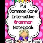 If you are interested in my Common Core Interactive Grammar Notebook you need to check this out!   My Common Core ELA Interactive Notebook Mega Bun...