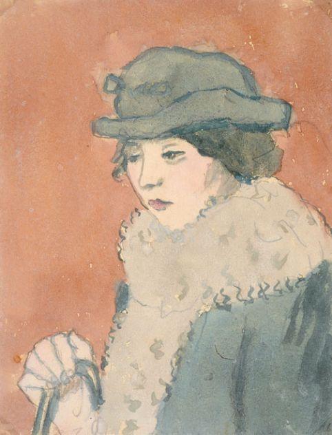 Gwen John - Women in Art History