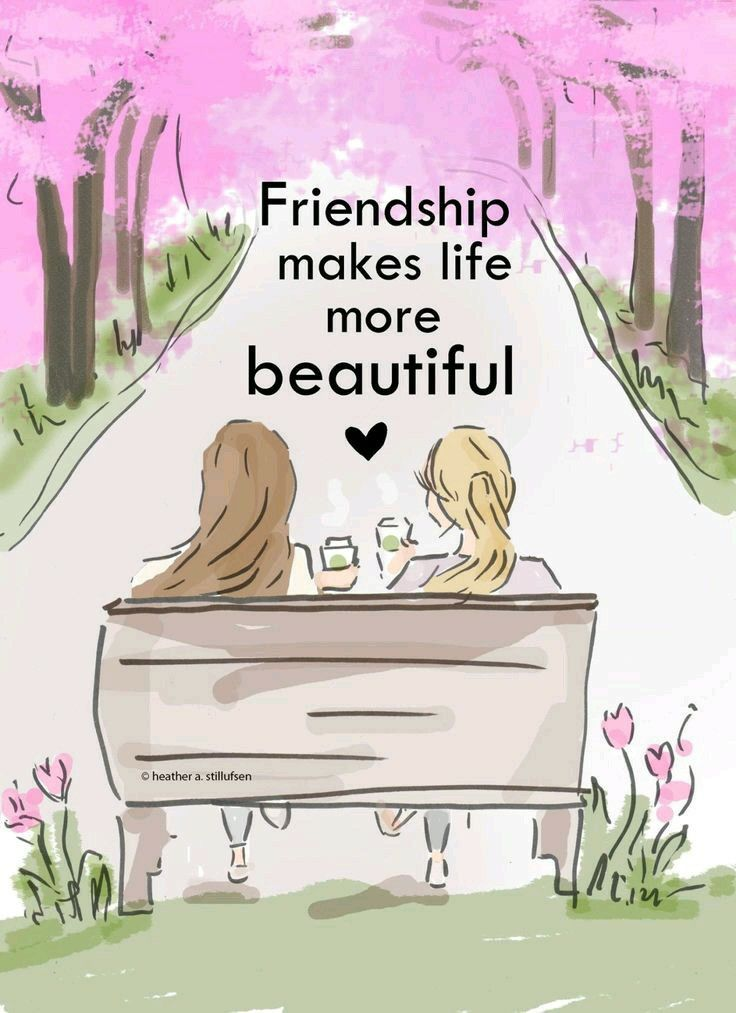 Yes, true friends are very hard to find ,  but on  that rare occasion that u do, keep them for life ❤️❤️❤️