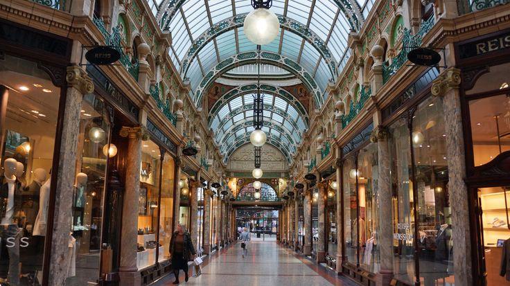 Leeds: el gran bazar británico | europa | Ocholeguas | elmundo.es