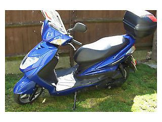 2006 Yamaha NXC CYGNUS 125cc MOPED SCOOTER - For sale (or swapz for a car) - http://motorcyclesforsalex.com/2006-yamaha-nxc-cygnus-125cc-moped-scooter-for-sale-or-swapz-for-a-car/