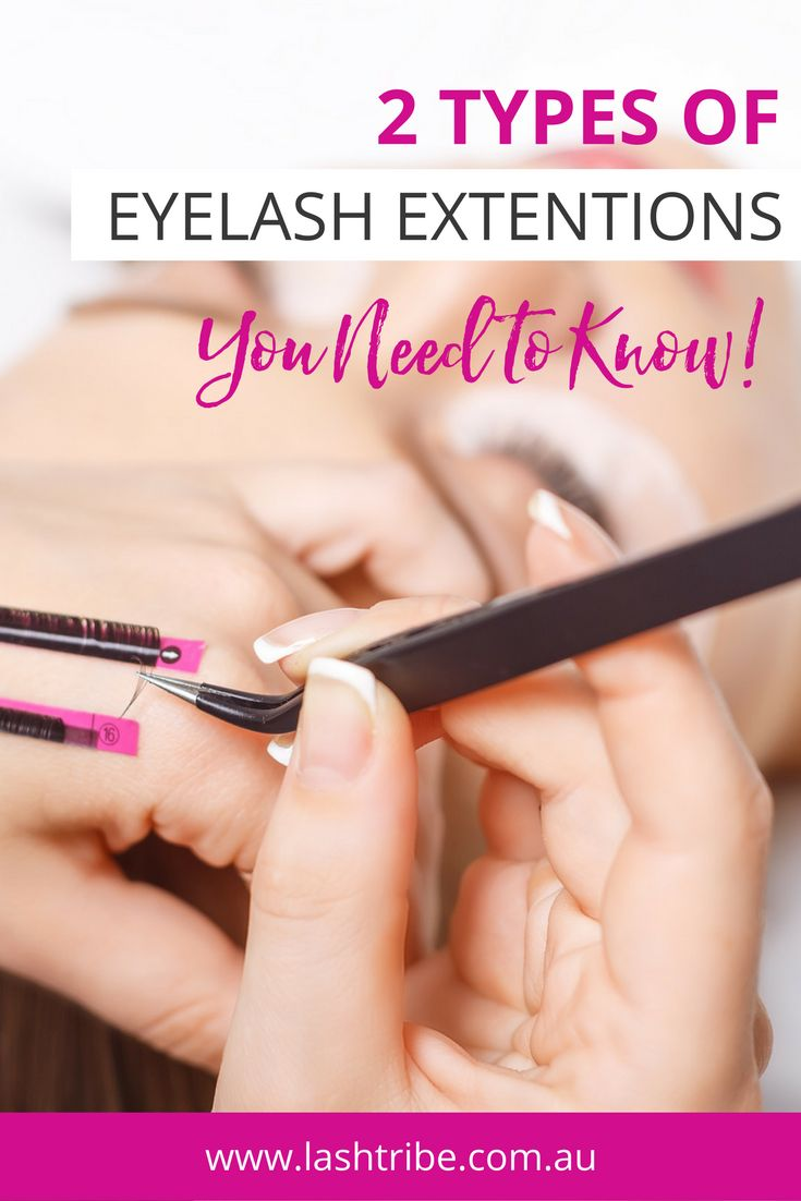 Classic eyelash extensions is typically 1 synthetic lash is applied per natural lash, making the lashes longer and a little thicker which adds a little more density. Click on the image to learn more! | Eyelash Extensions Business Tips | Lash Tribe Australia | Russian Volume