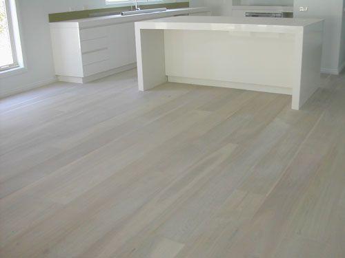 lime washed wood flooring | Lime Washed Floorboards | Kitchen tile ...