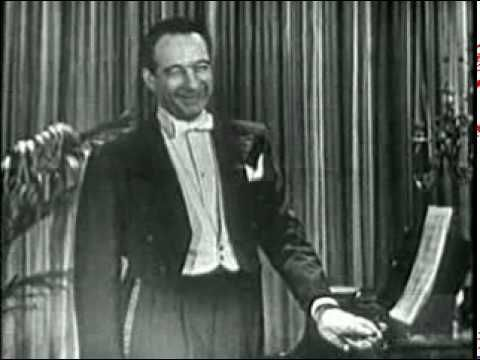 Victor Borge - Performance at the White House (Eisenhower administration)