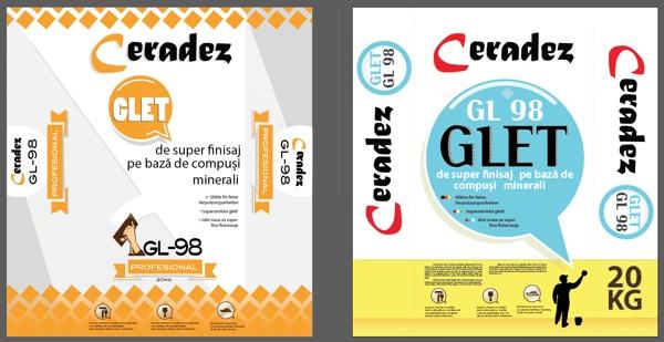 Ceradez packaging by Celmaitare , via Behance
