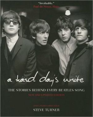 A+Hard+Day's+Write:+The+Stories+behind+Every+Beatles+Song