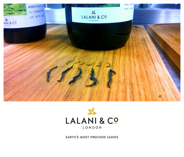 Leaf and tip from: www.lalaniandco.com/the-collection/jun-chiyabari-2nd-flush-himalayan-imperial-black-2013-nepal/ #organic #tea