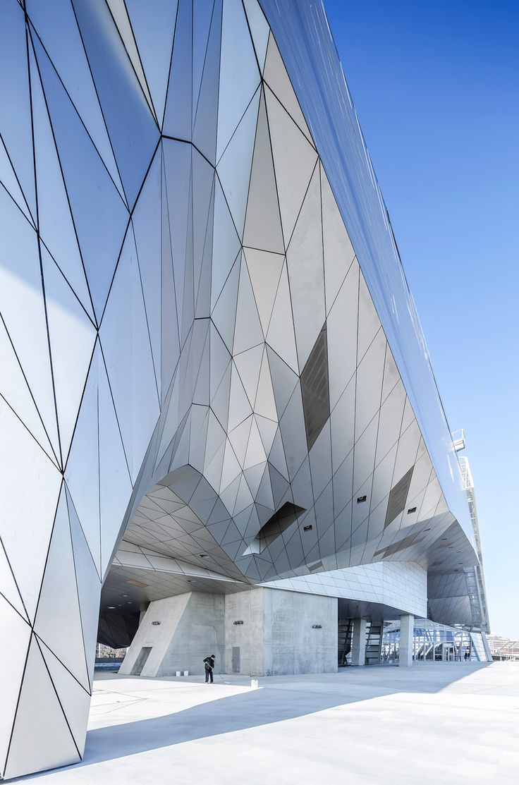 2149 best images about architecture on pinterest tadao for Architecte musee confluence