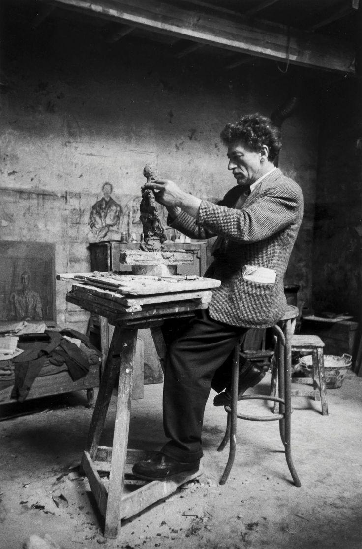 Artist Studio   Alberto Giacometti