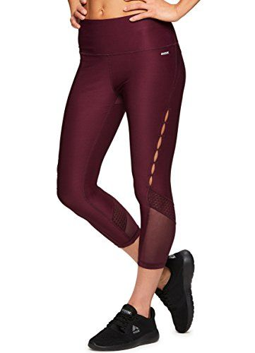 a994cf84c0 RBX Active Women's Yoga Workout Leggings Yoga Combos Red M ...