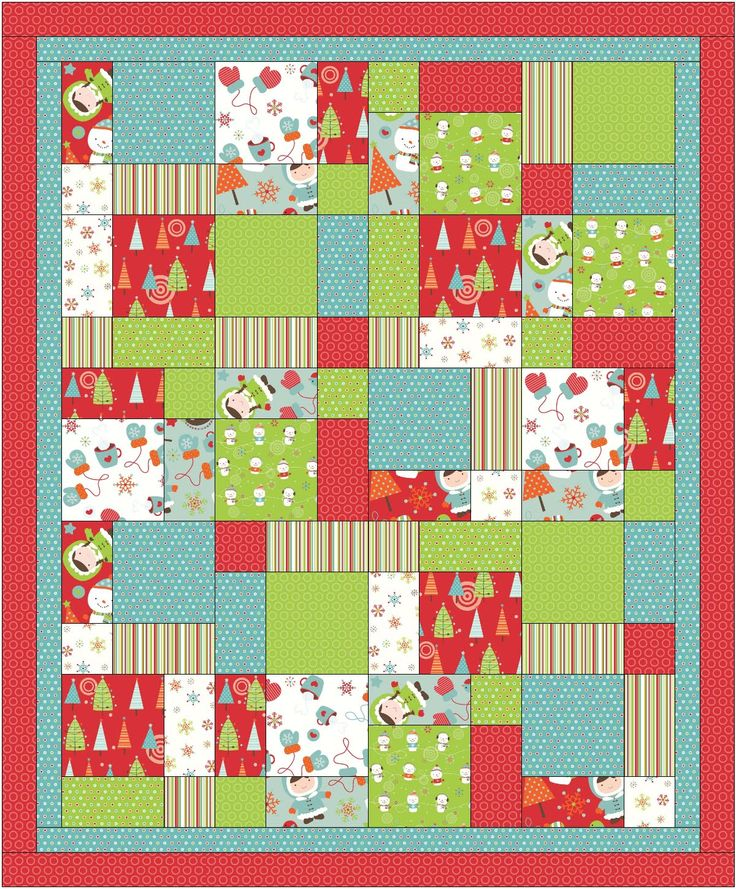 fat quarter quilts - Google Search  This would be a way to use up all the fat quarters you receive.