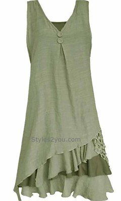 Pretty Angel Clothing Two Piece Knit Top In Light Green