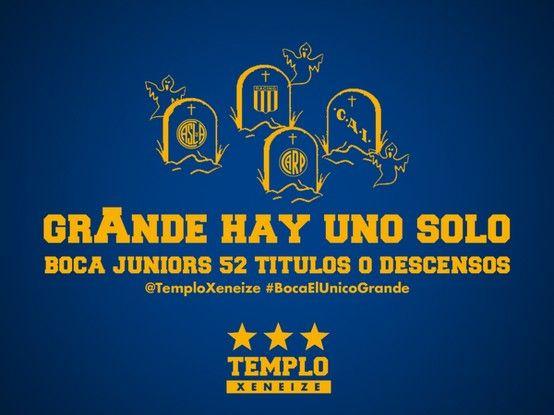 Boca Juniors El Único Grande.