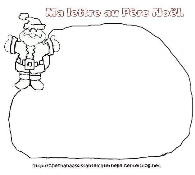15 Belle Exemple De Lettre Au Pere Noel Stock