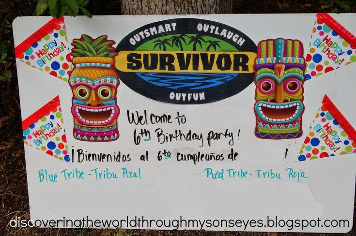 הישרדות Pinterest: 1000+ Ideas About Survivor Theme On Pinterest