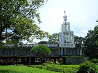 Saint Joseph the Worker Church-Angry Christ (VMC, Victorias City, Negros Occidental)