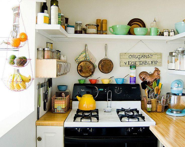 The 25+ best Quirky kitchen ideas on Pinterest | Vintage kitchen ...