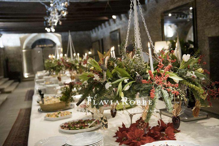 ... + immagini su Wedding day natalizio in castello su Pinterest  Buffet