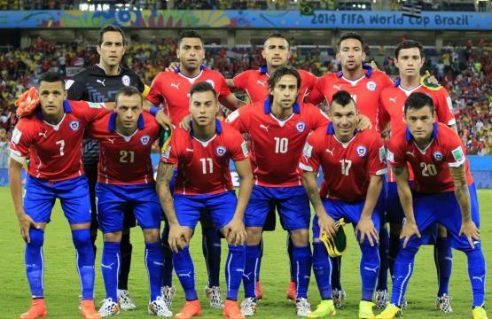 Chile - Copa América | Deportes 13